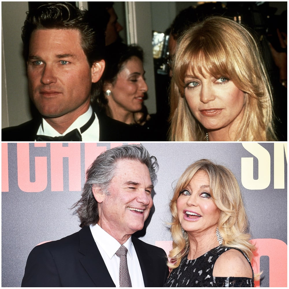 Goldie Hawn And Kurt Russell 37 Years