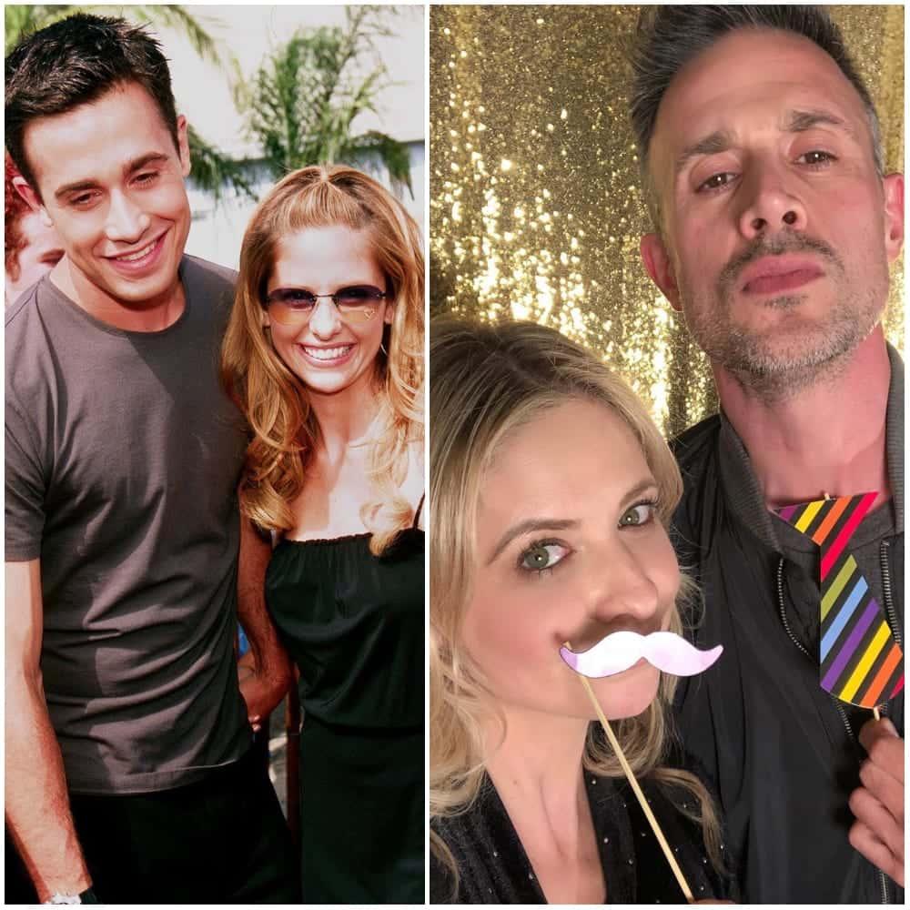 Sarah Michelle Gellar And Freddie Prinze Jr. 20 Years