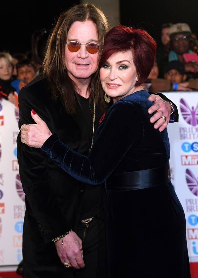 Ozzy & Sharon Osbourne 37 Years