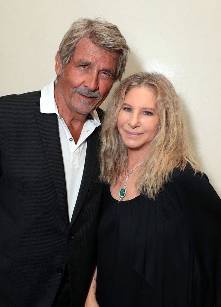 Barbra Streisand & James Brolin 22 Years
