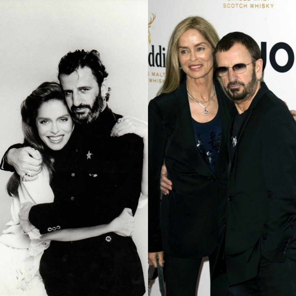 Ringo Starr & Barbara Bach 37 Years
