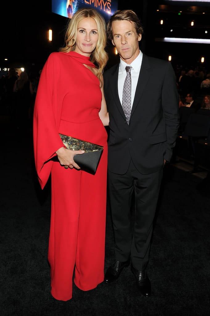 Julia Roberts & Danny Moder 16 Years