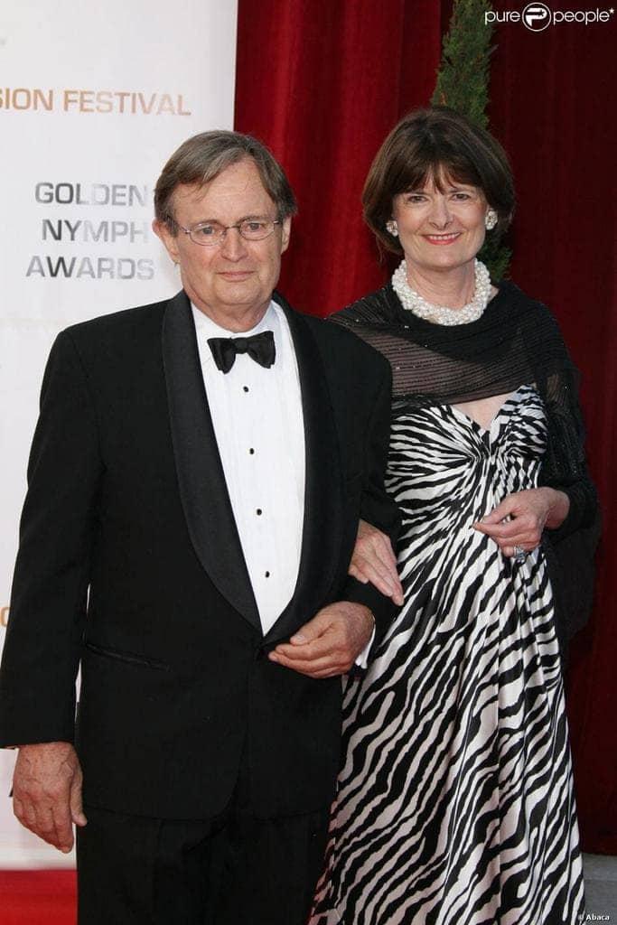 David McCallum & Katherine Carpenter 50 Years