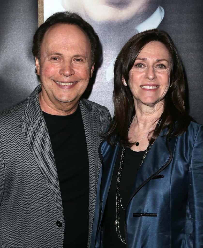 Billy & Janice Crystal 47 Years