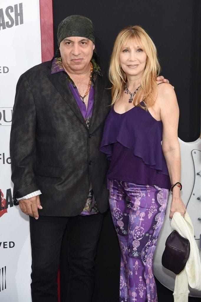 Steven & Maureen Van Zandt 36 Years