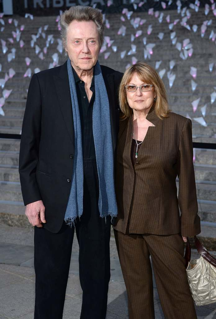 Christopher & Georgianne Walken 49 Years