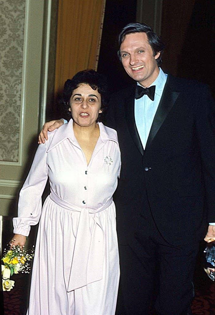 Alan & Arlene Alda 61 Years