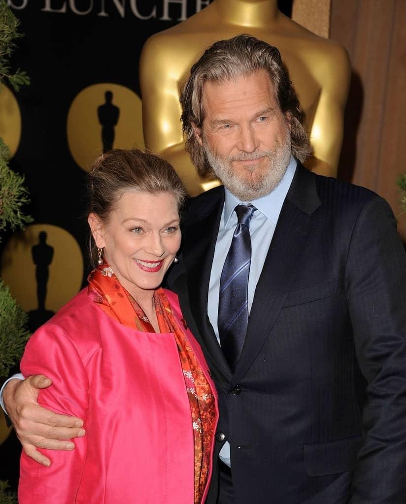 Jeff & Susan Bridges 42 Years
