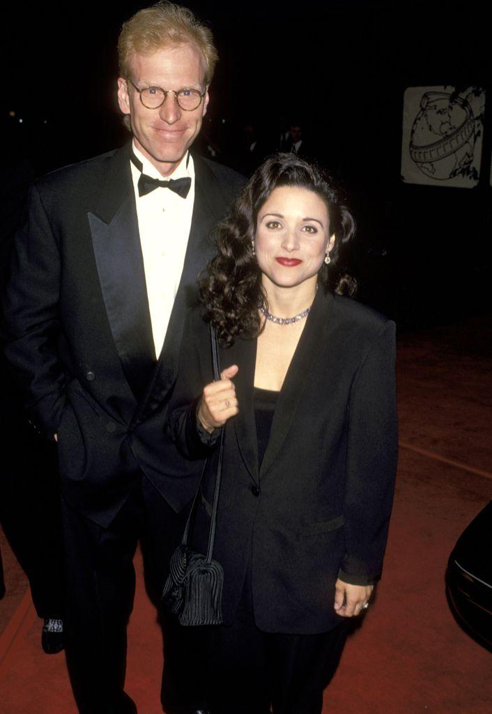 Julia Louis Dreyfus & Brad Hall 31 Years