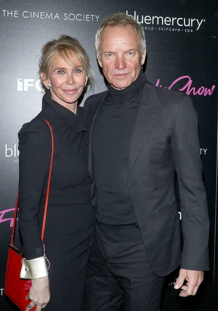 Sting & Trudie Styler 26 Years