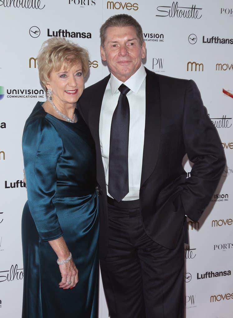 Vincent & Linda McMahon 53 Years