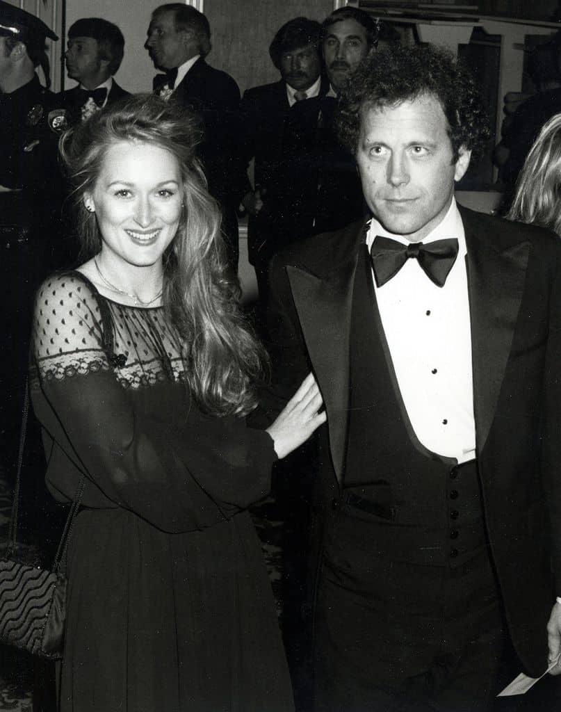 Meryl Streep & Don Gummer 40 Years