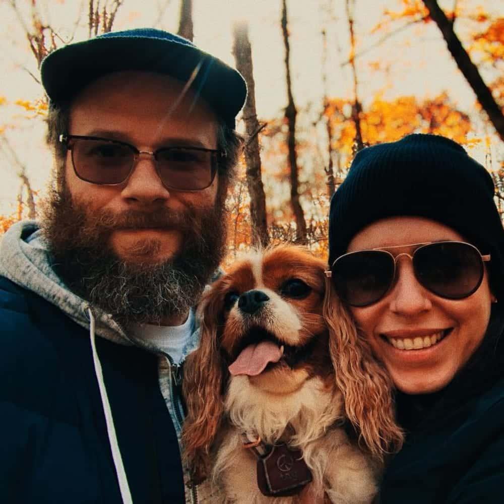 Seth Rogen And Lauren Miller 16 Years