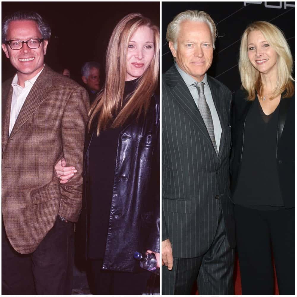 Lisa Kudrow And Michel Stern 25+ Years