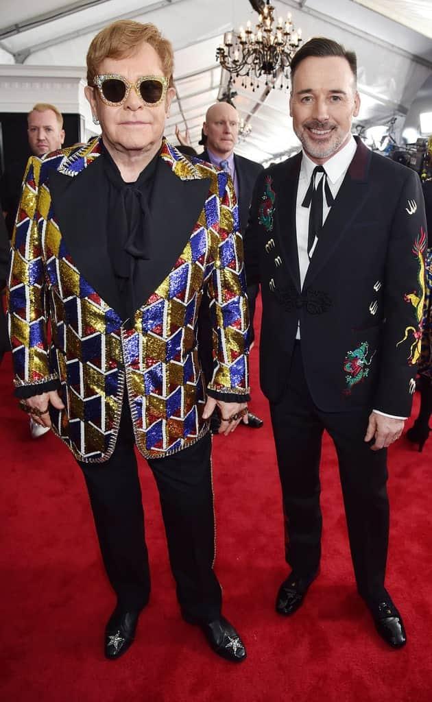 Elton John & David Furnish 26 Years
