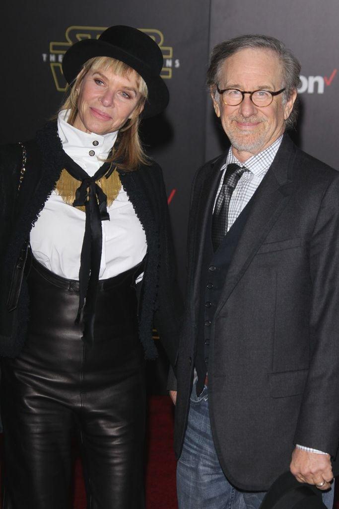Steven Spielberg & Kate Capshaw 29 Years