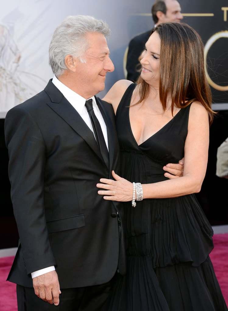 Dustin Hoffman & Lisa Hoffman 40 Years