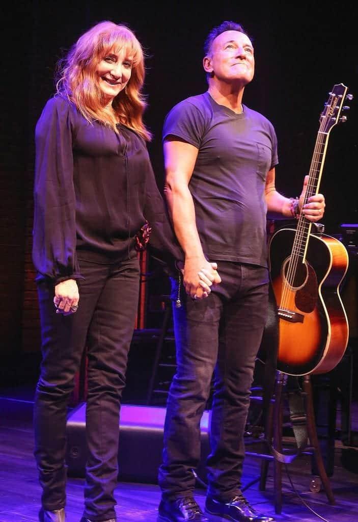 Bruce Springsteen & Patti Scialfa 29 Years