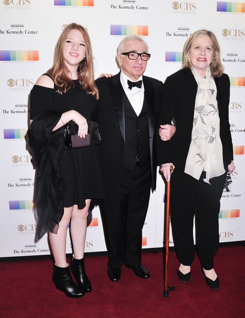 Martin & Helen Scorsese 21 Years