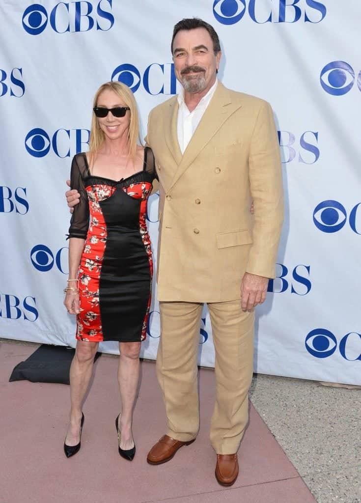 Tom Selleck & Jillie Mack 31 Years