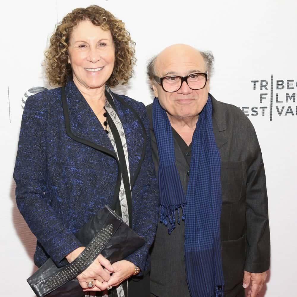 Danny DeVito And Rhea Perlman 38 Years