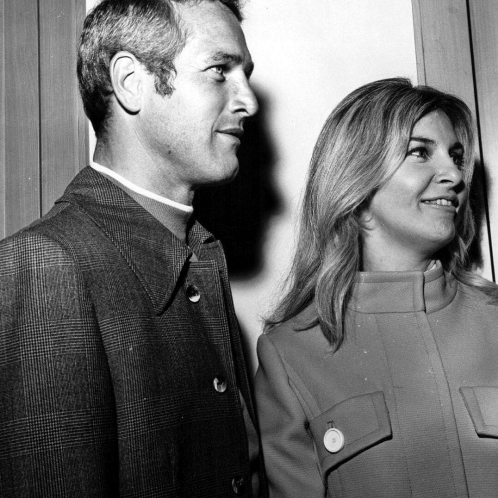 Joanne Woodward And Paul Newman 50 Years