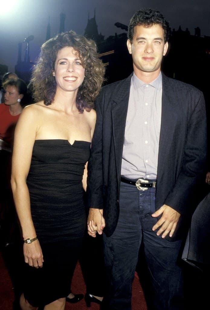 Tom Hanks & Rita Wilson 30 Years
