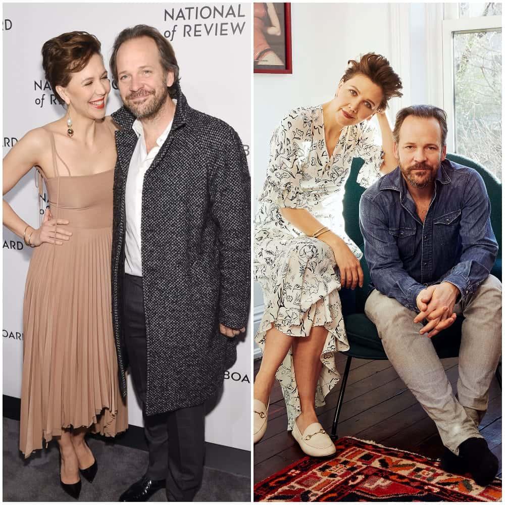 Maggie Gyllenhaal And Peter Sarsgaard 18 Years