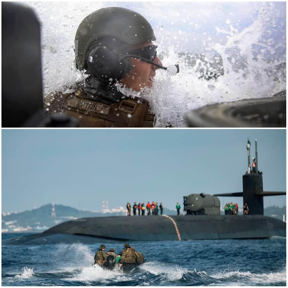 Training For The Submarine Life
