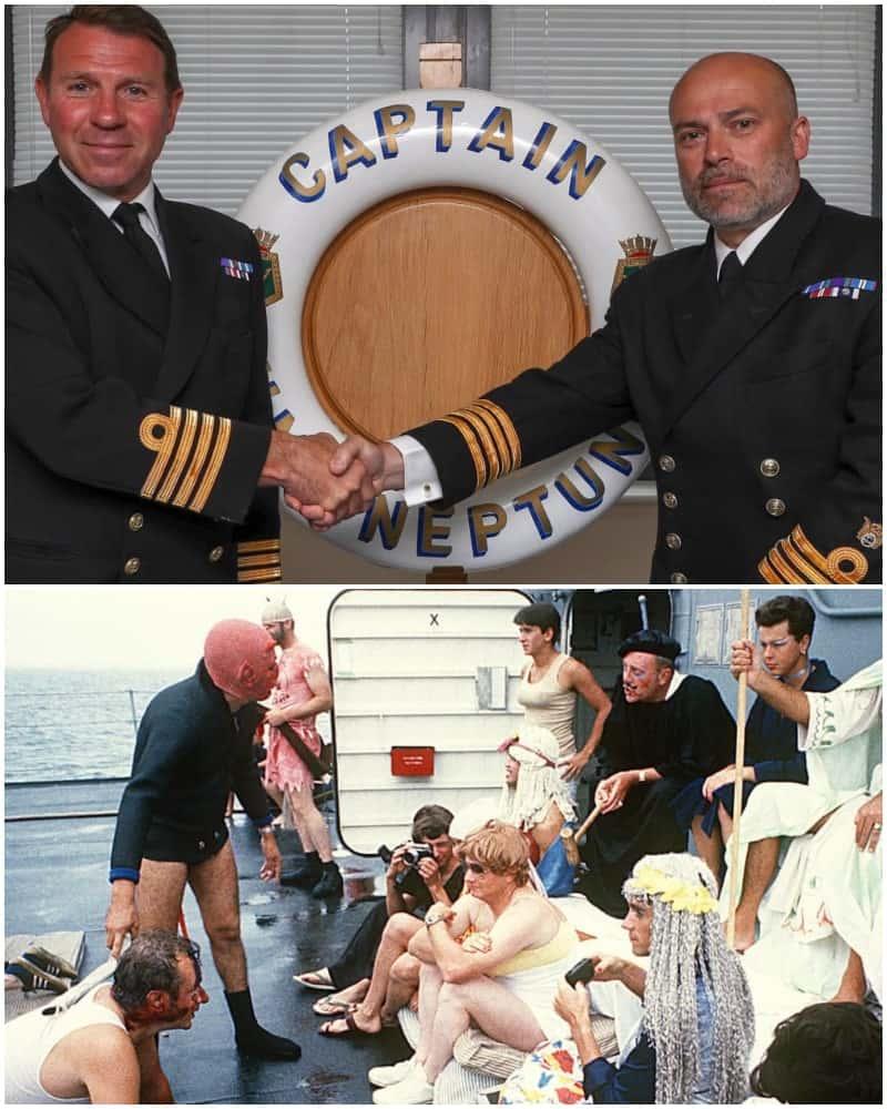 The Neptune Captain