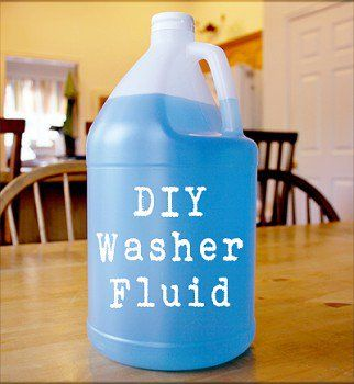 Own Washer Fluid