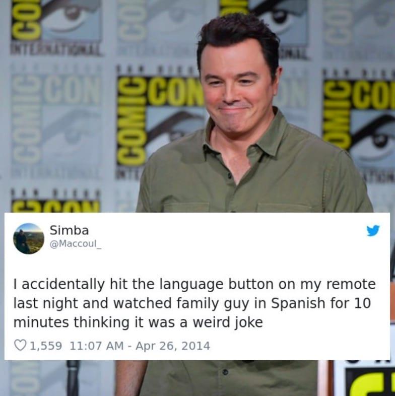 True Family Guy Fan