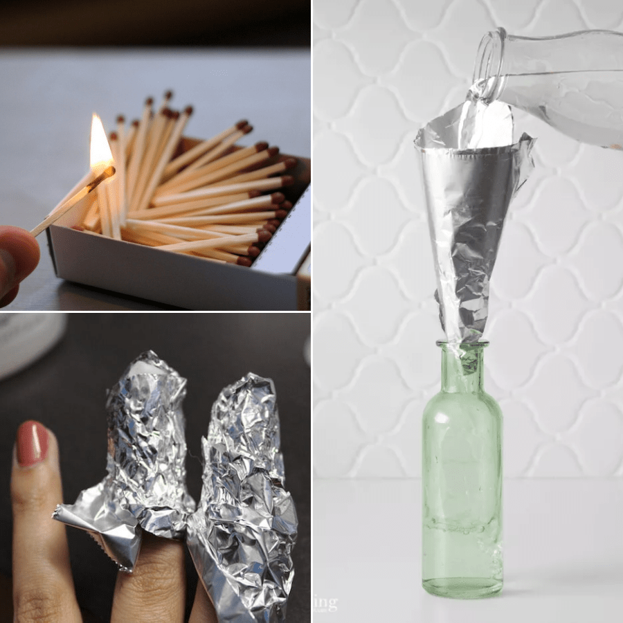 30+ Uses For Aluminum Foil And Plastic Wrap That Will Improve Your Life
