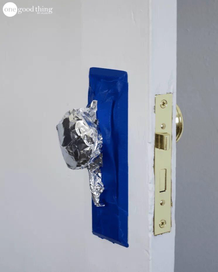 Protect Your Doorknobs