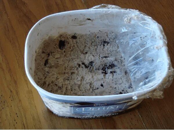 Prevent Freezer Burn On Ice Cream
