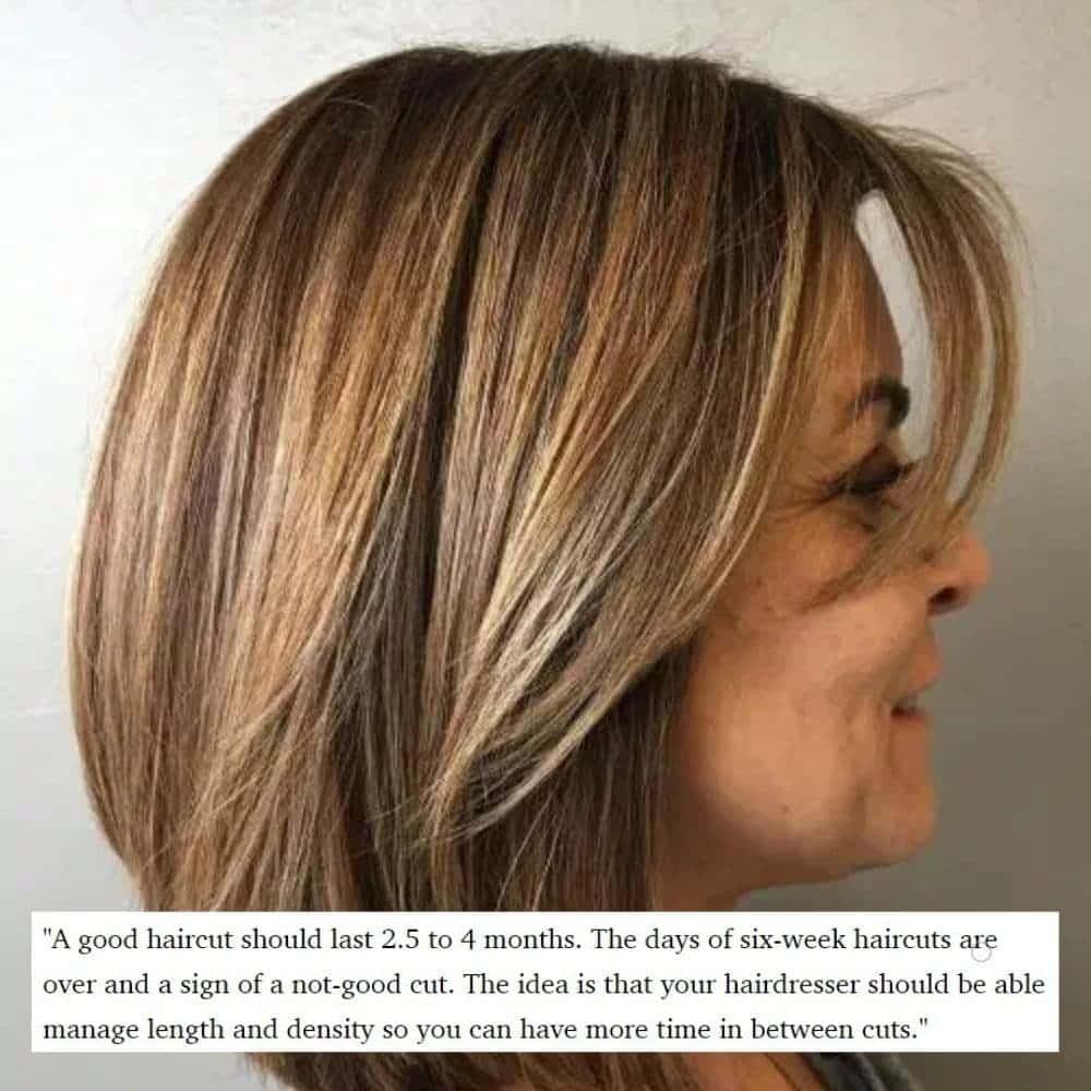 Are Haircuts Long Lasting