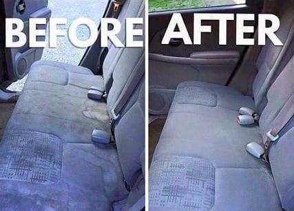 DIY Interior Cleaner