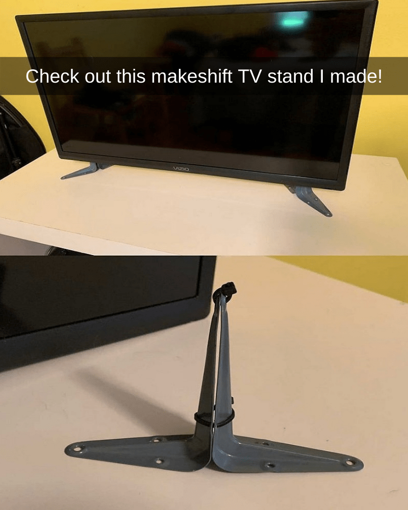 The Small TV Stand