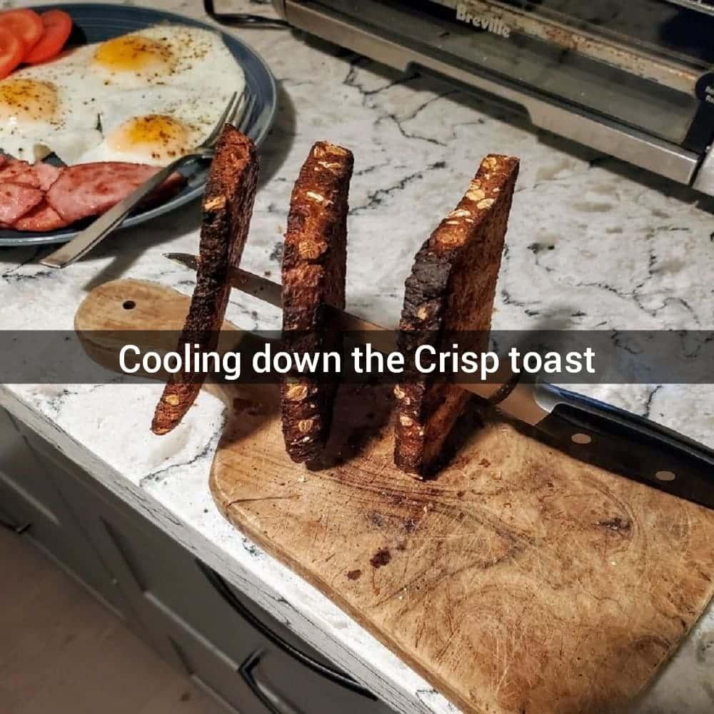Cool The Crisp