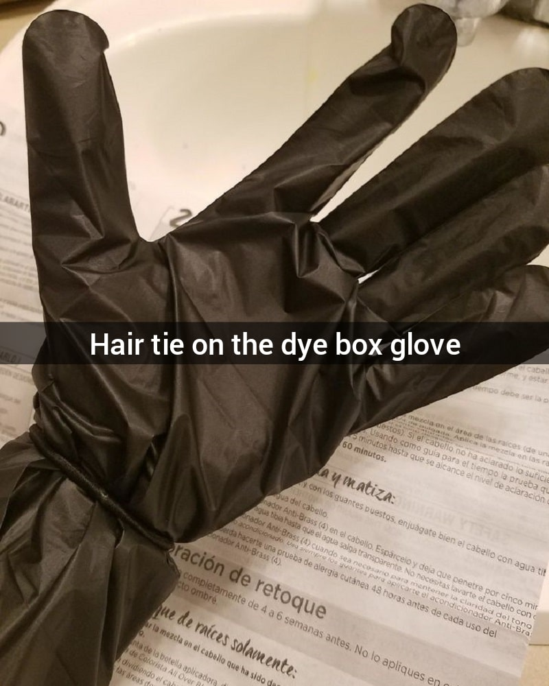 Tie The Glove