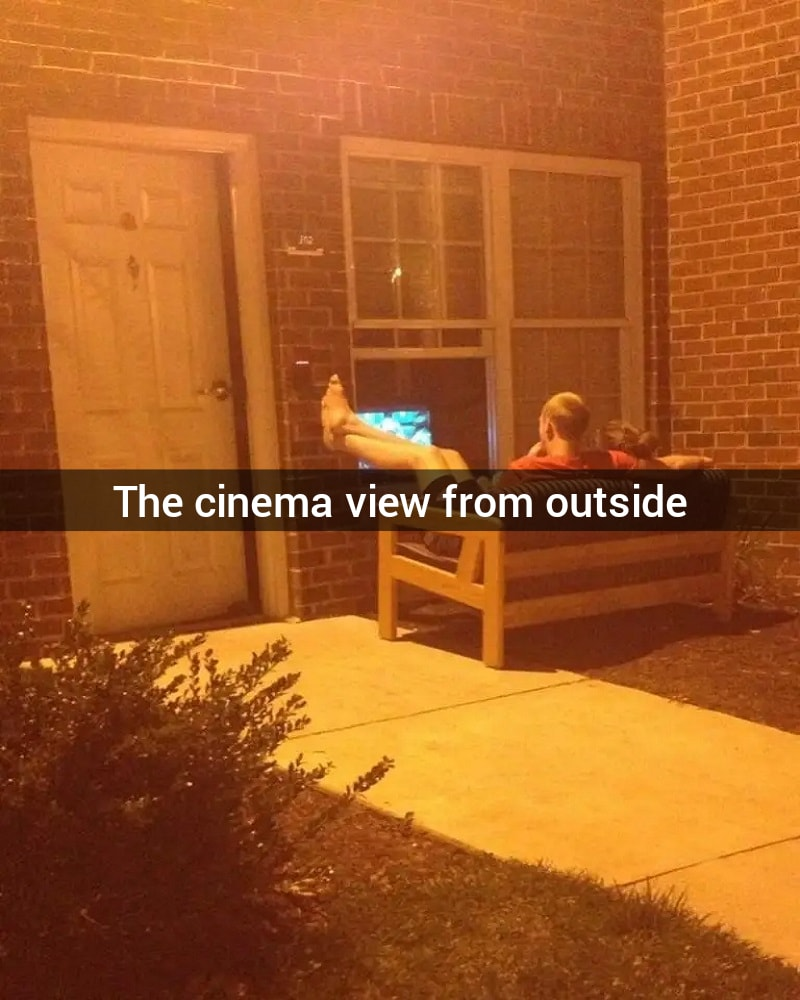Outside The Room