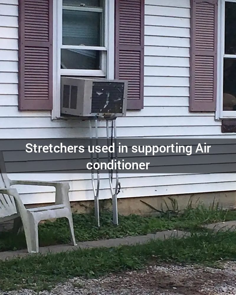 Conditioning The Air Conditioner