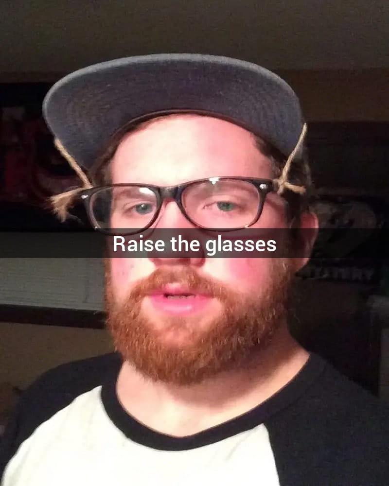 Lift The Glasses