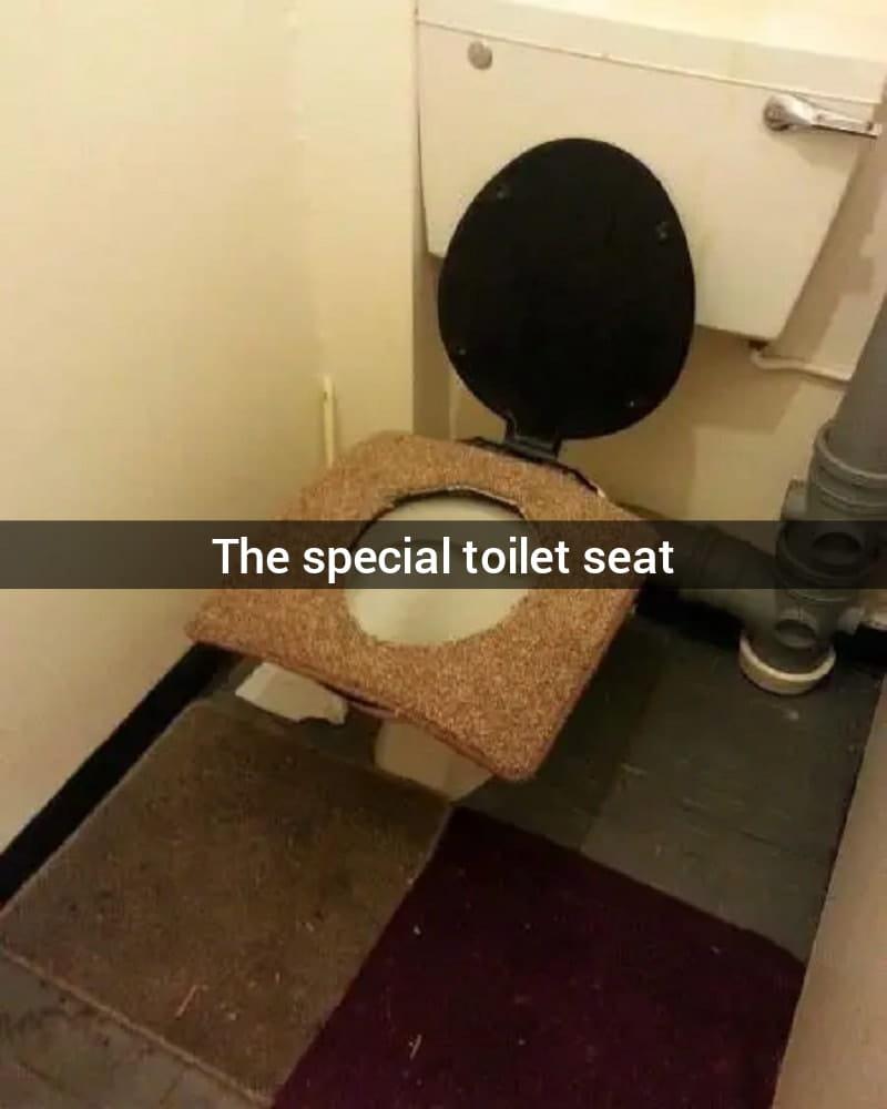 Public Toilets Safety