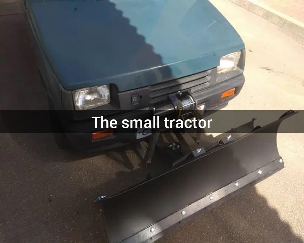 The Mini Tractor