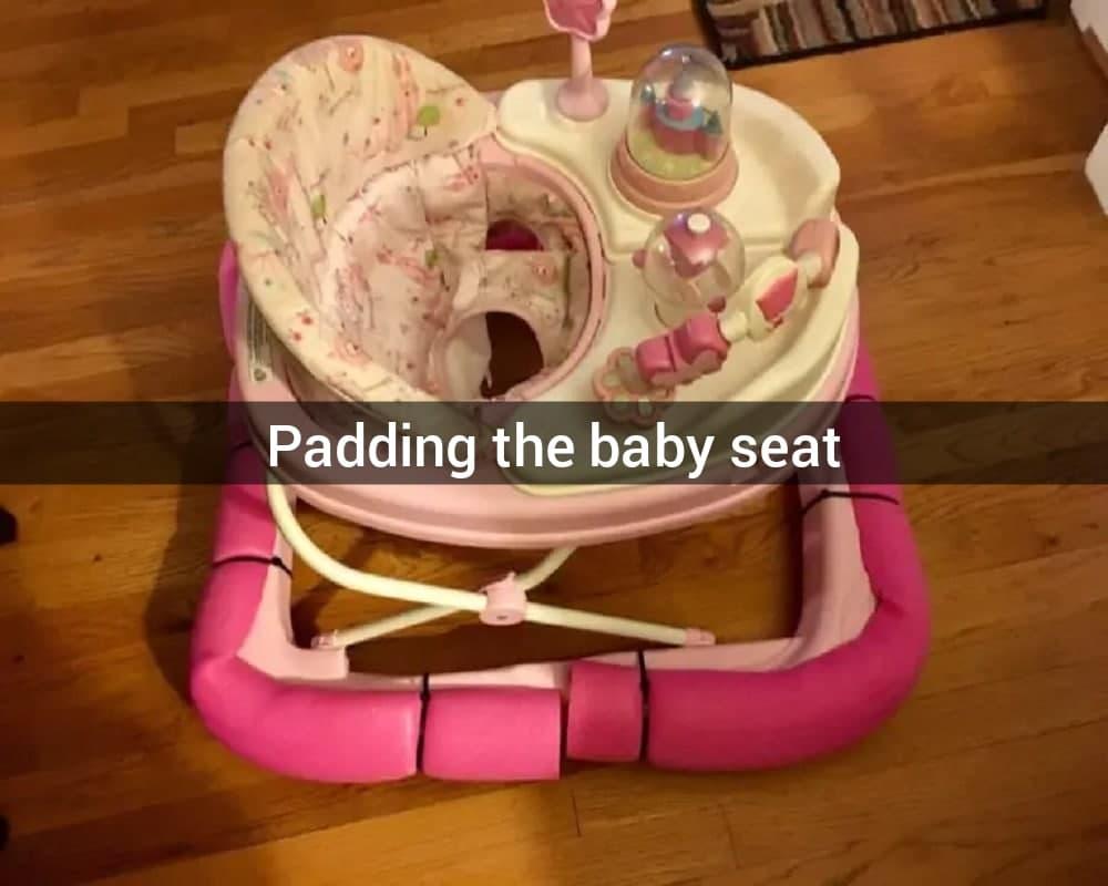 Soft Baby Seat