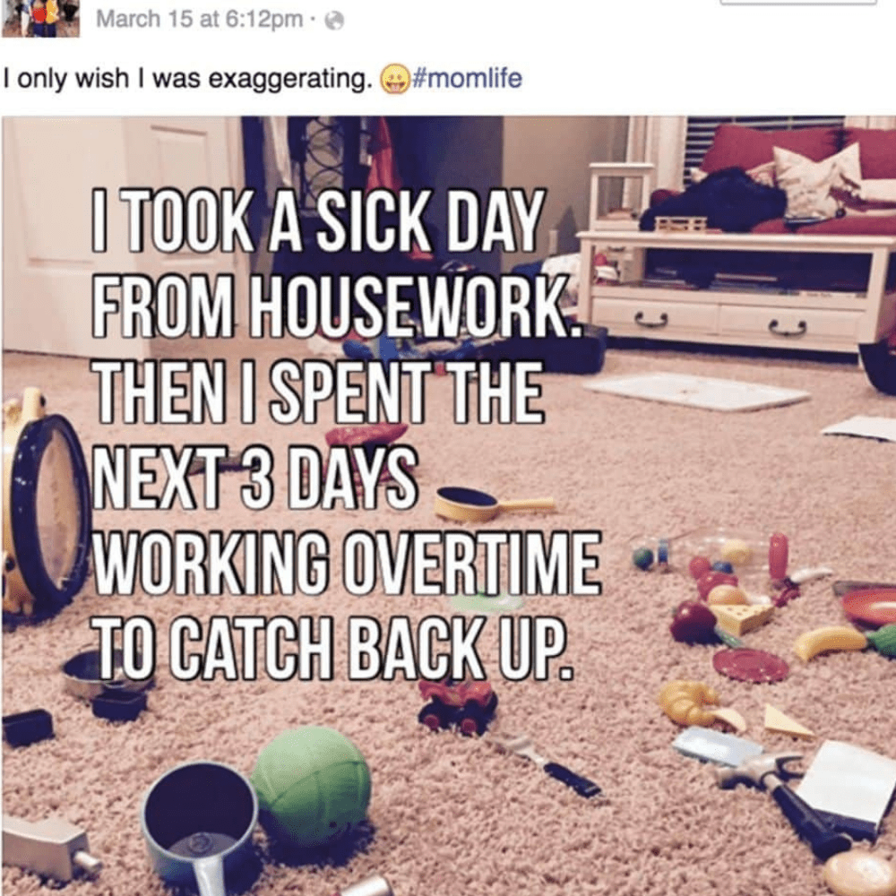 40+ Times Facebook Mom Groups Have Posted Pointless Advice