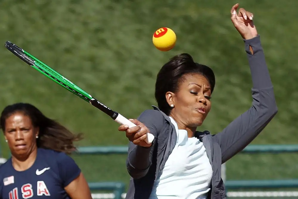 Former First Lady Needs To Watch Out!