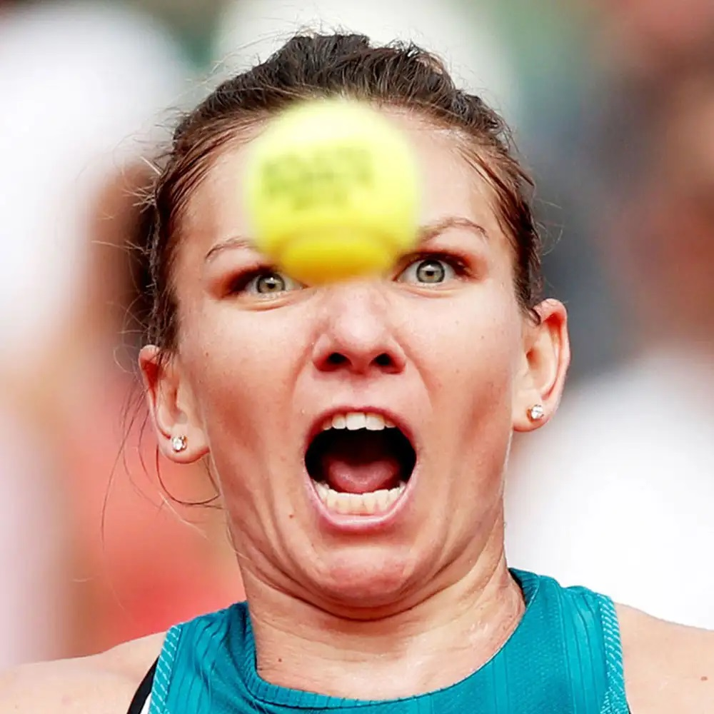 Someone Call For Halep!