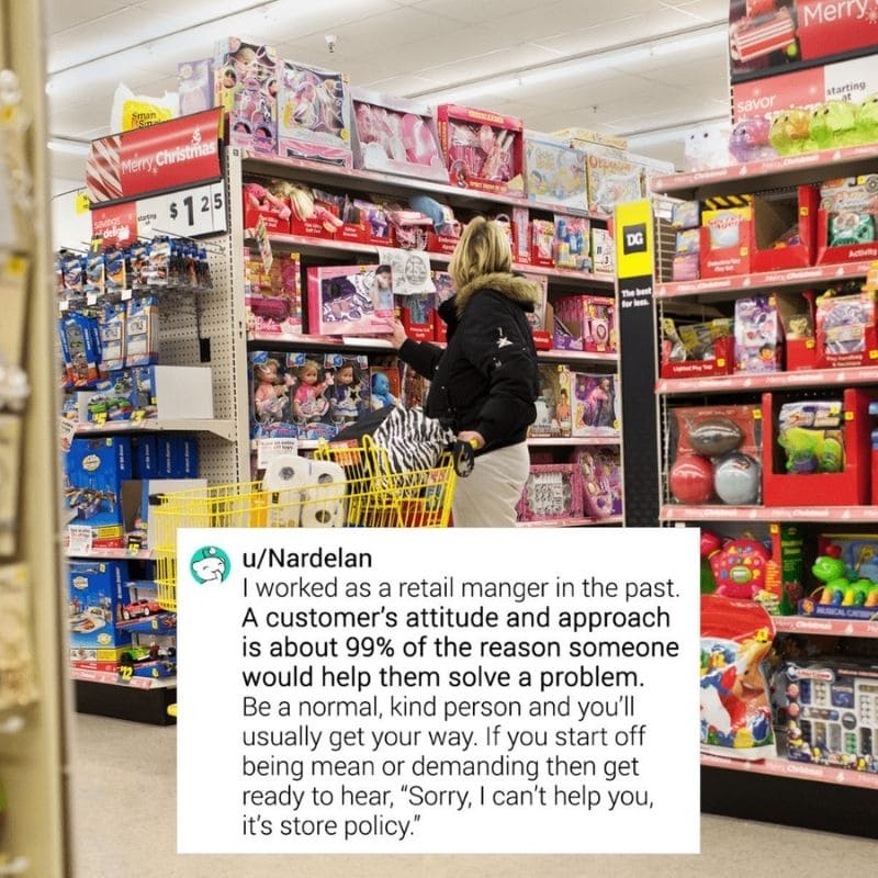 Store Policy